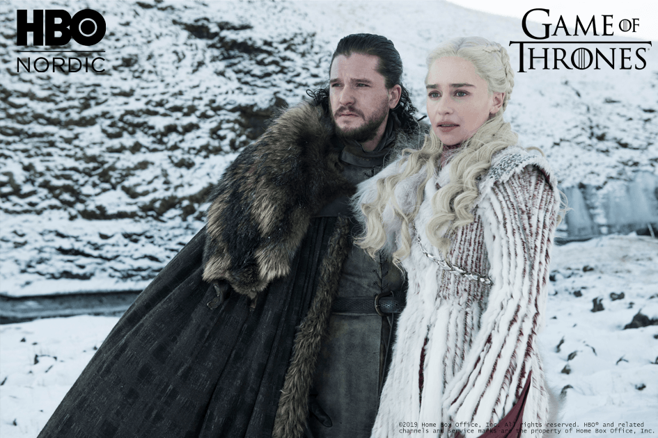 Game of Thrones med HBO Nordic