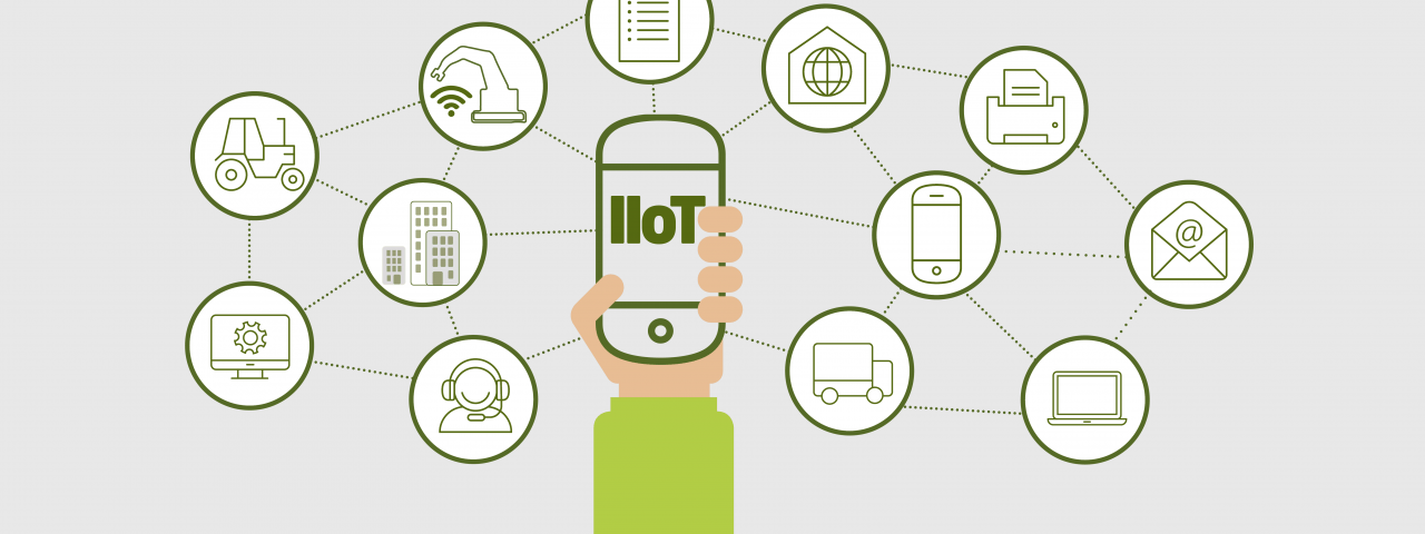 Industrial Internet of Things (IIoT)