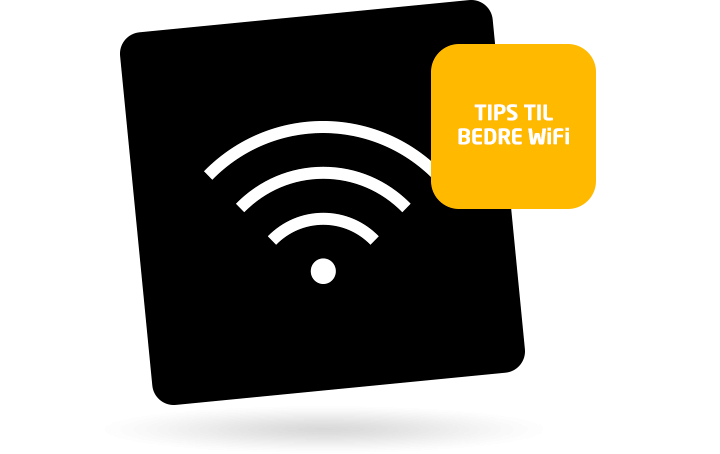 Få god wifi-forbindelse